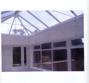 Orangery internal view