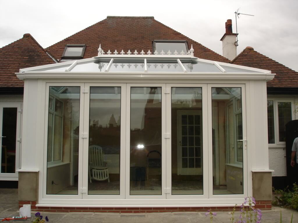 Conservatories in hull vista frames for Upvc french doors hull