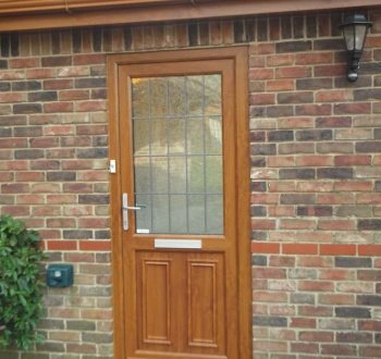 Residential uPVC Door 2