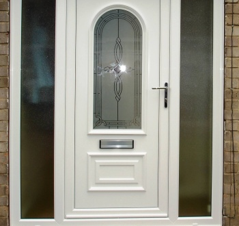Residential uPVC Door 3